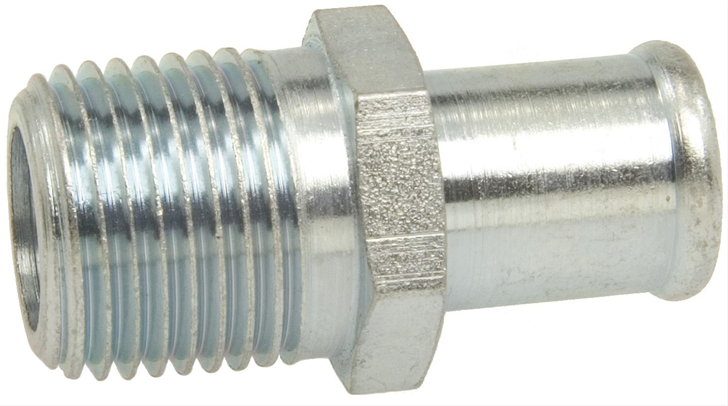 Acdelco heater hose connector fittings free