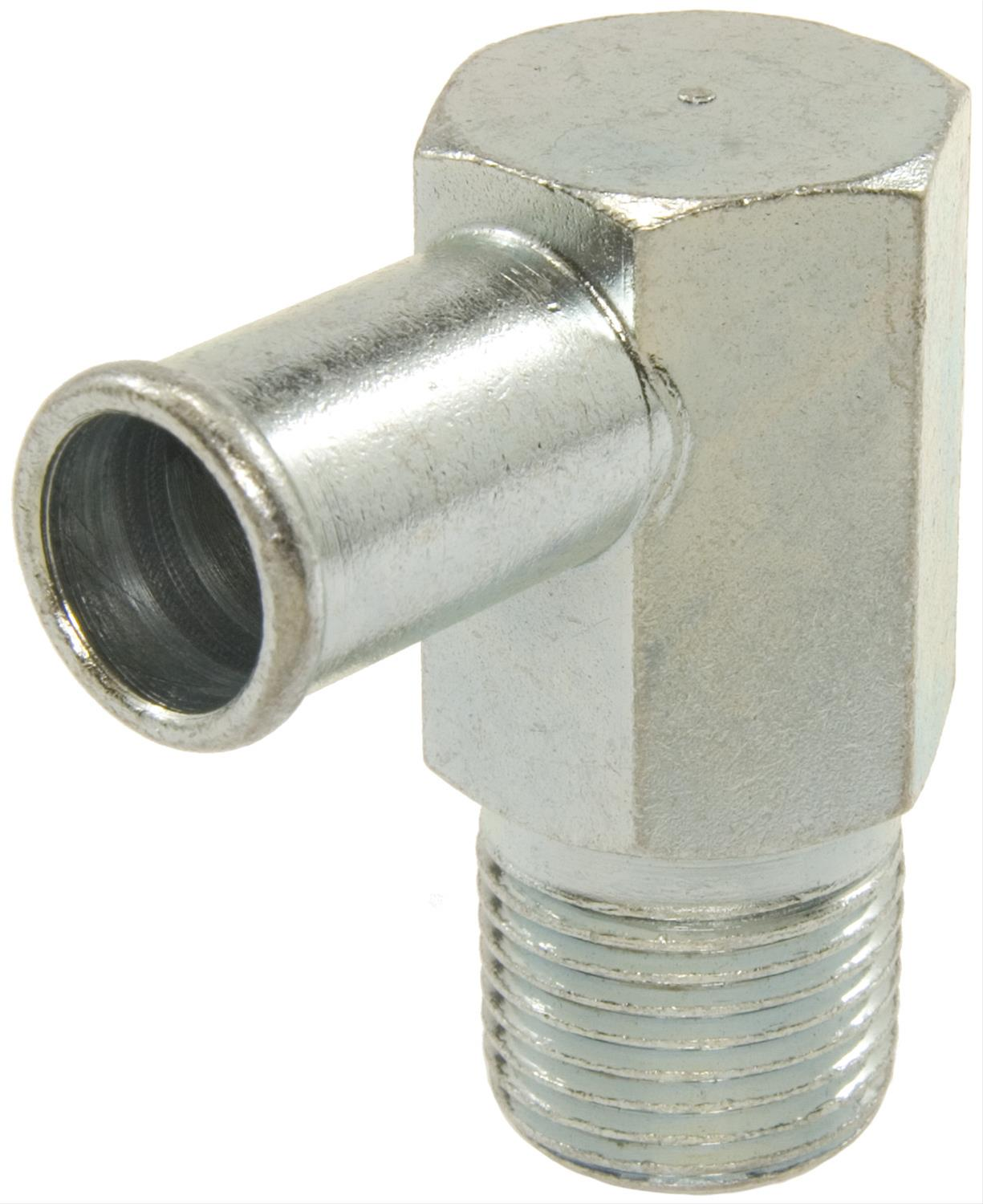 Acdelco heater hose connector fitting
