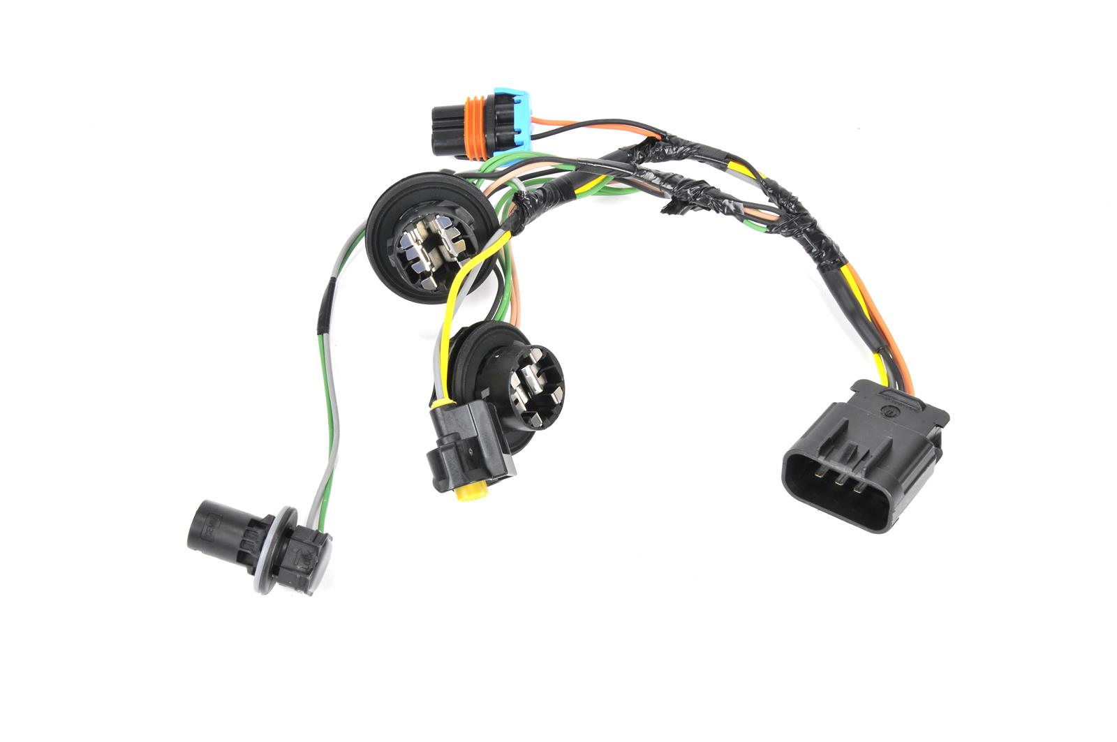 ACDelco GM OE Headlight Wiring Harnesses 15841610Summit Racing