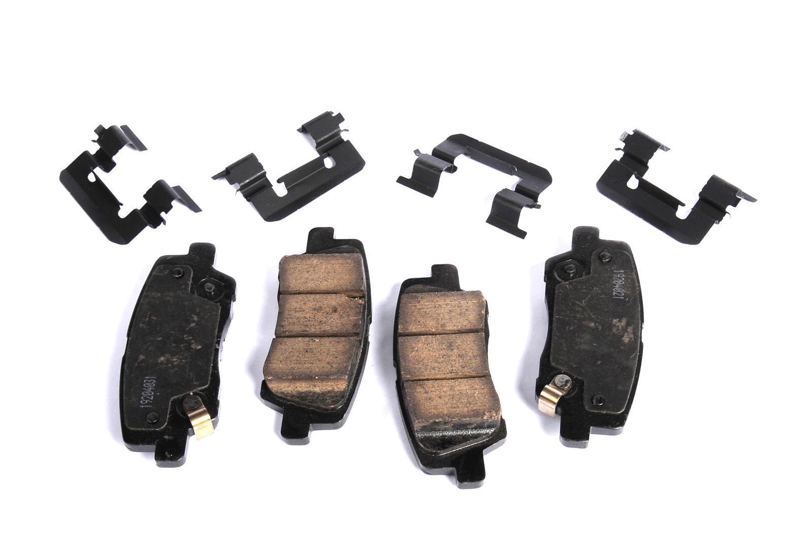 Power Stop Z23-1659 Z23 Evolution Sport Carbon-Fiber Ceramic Rear Brake Pads