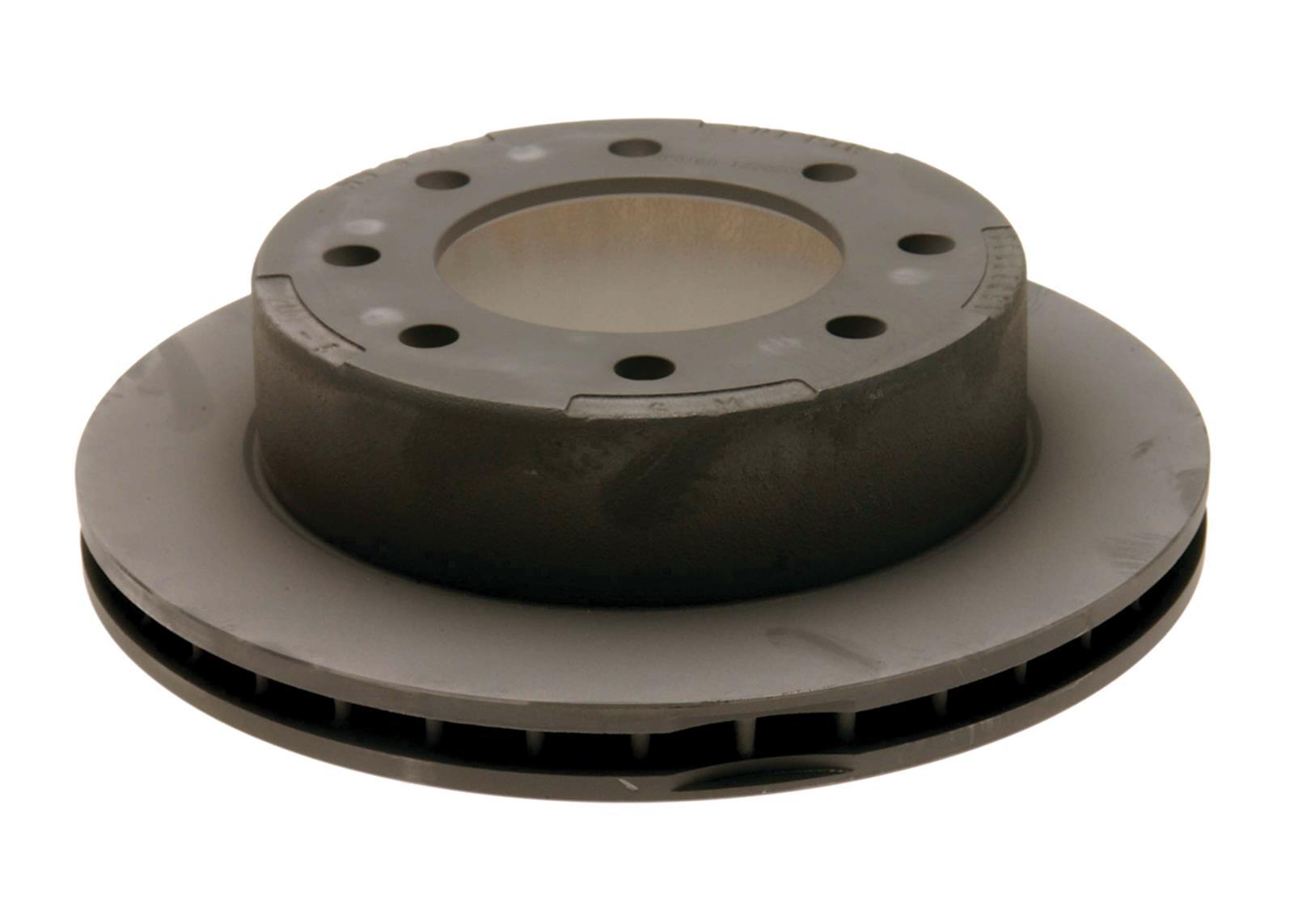 GM OEM Front Brake-Disc Rotor 15942195