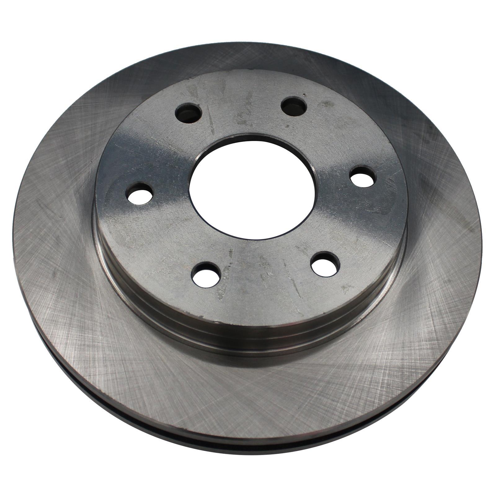 ACDelco 18A455A Advantage Non-Coated Rear Disc Brake Rotor