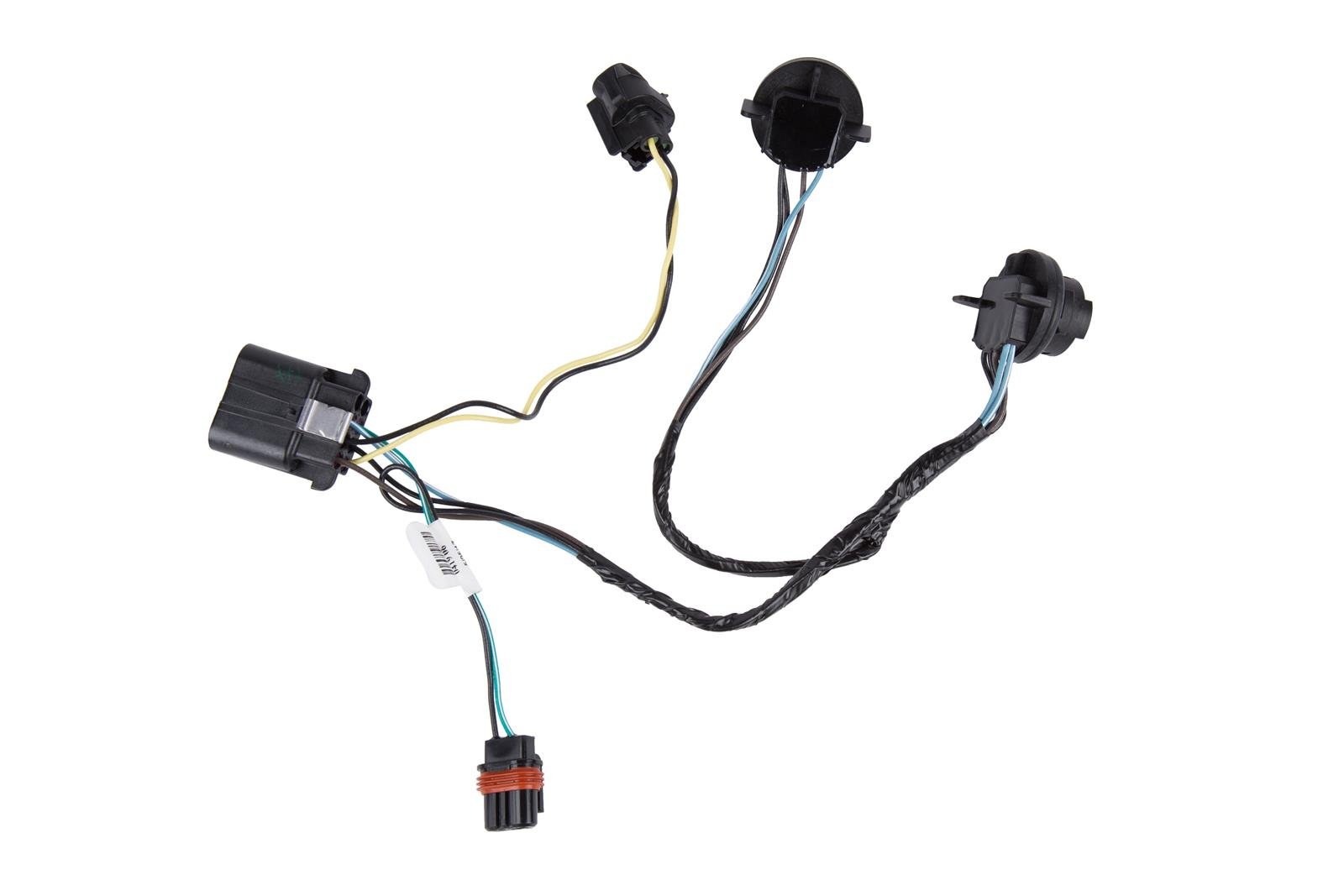 ACDelco GM OE Headlight Wiring Harnesses 25962806Summit Racing