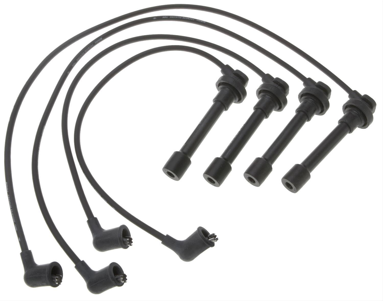 Moroso 72605 Spark Plug Wire Set