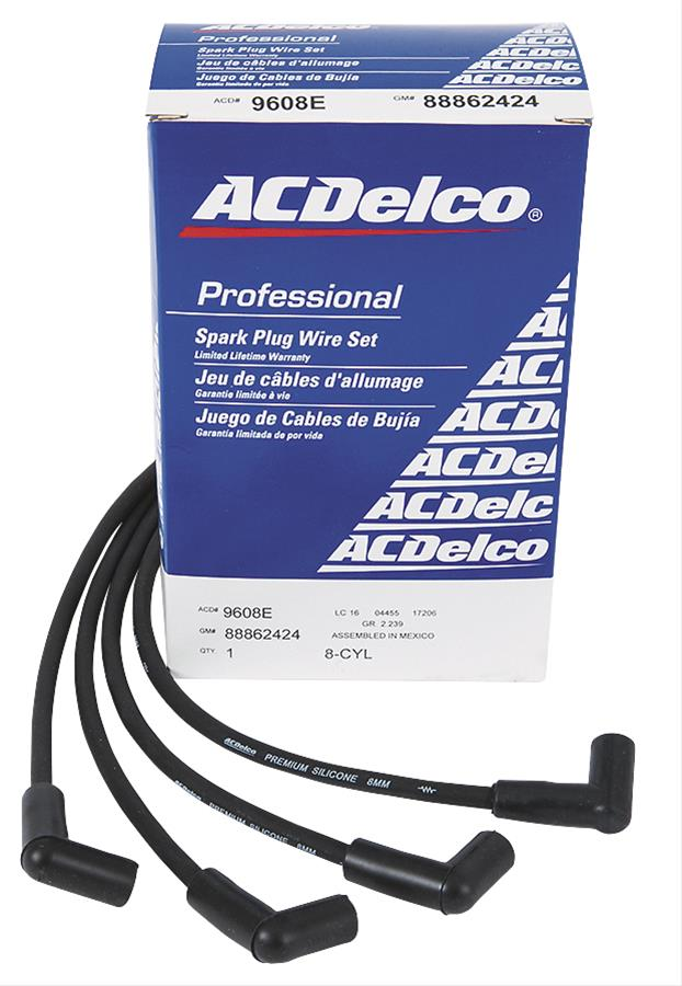 ACDelco Spark Plug Wire Sets 88862424 on