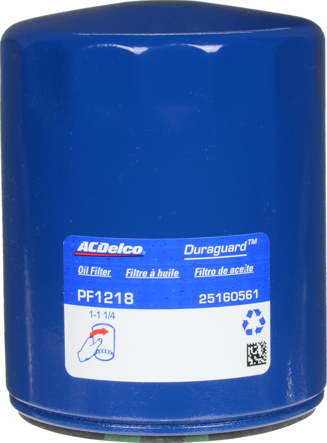 AC FILTERS PF1218 FILTEROIL
