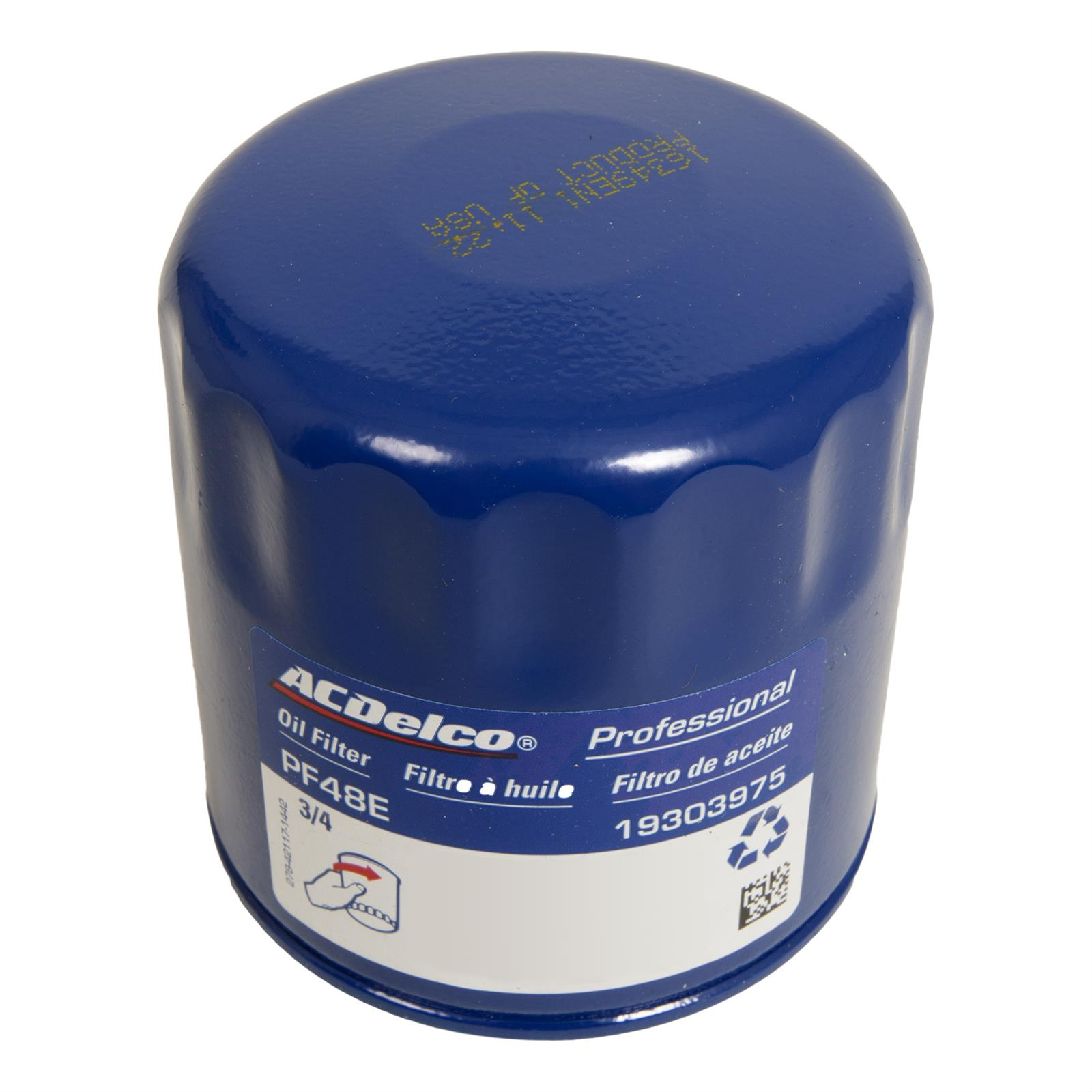 AC DELCO Oil Filter PF48/ PF48E OE Preferred Supplier