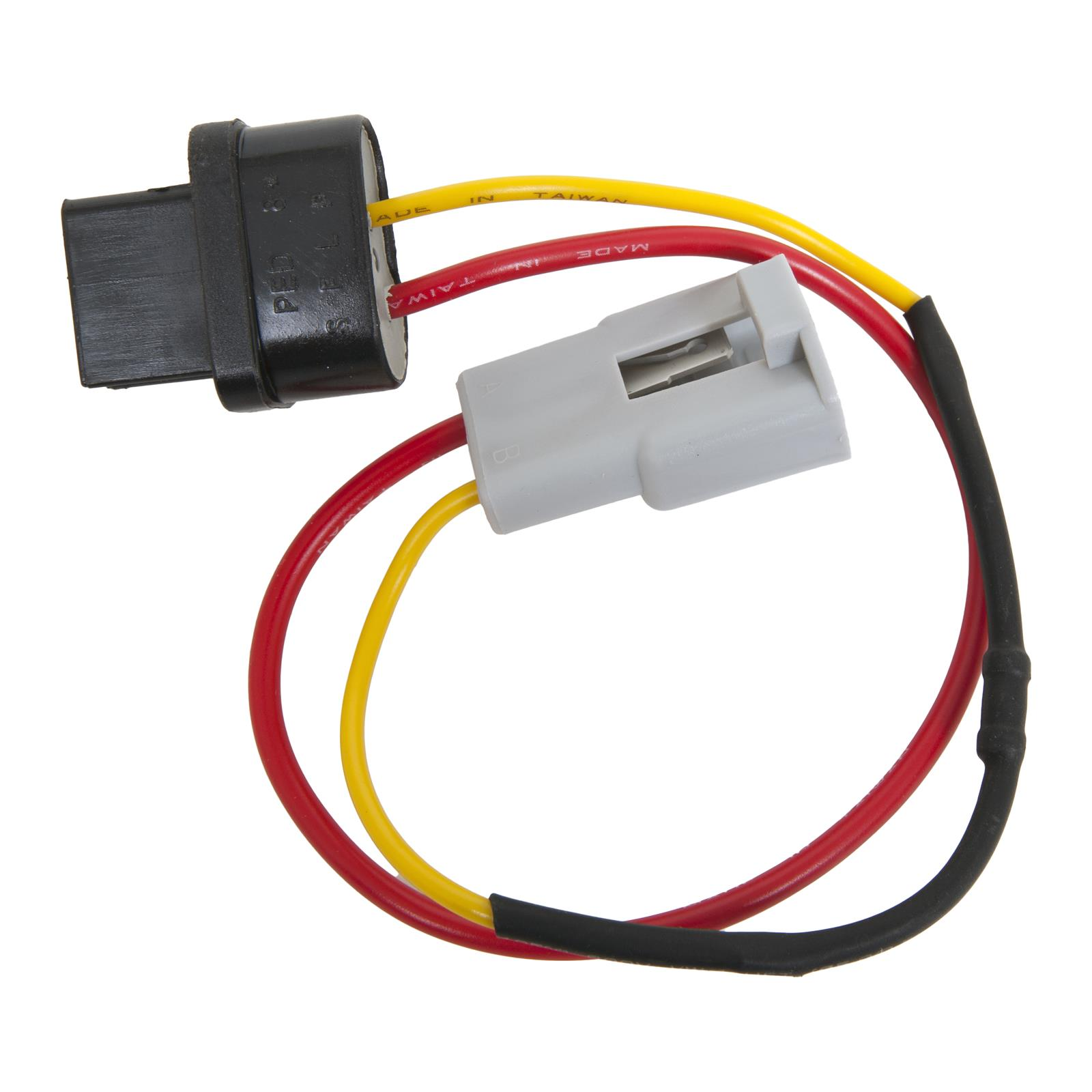 acdelco replacement wiring harness connectors pt2145 - free shipping on  orders over $49 at summit racing