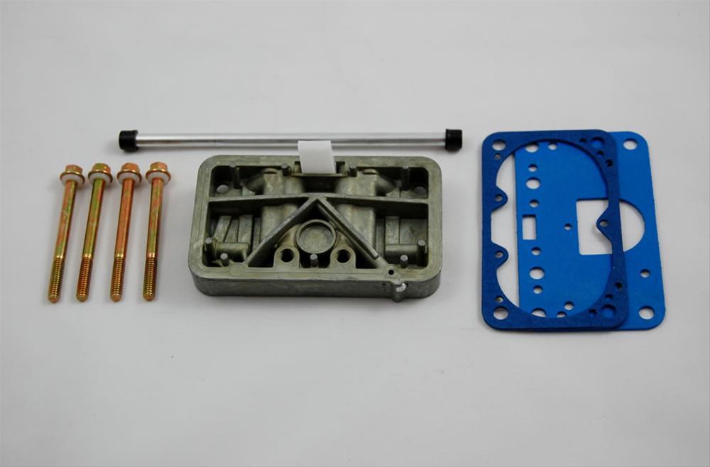 Holley 34-6 Secondary Metering Block Conversion Kit