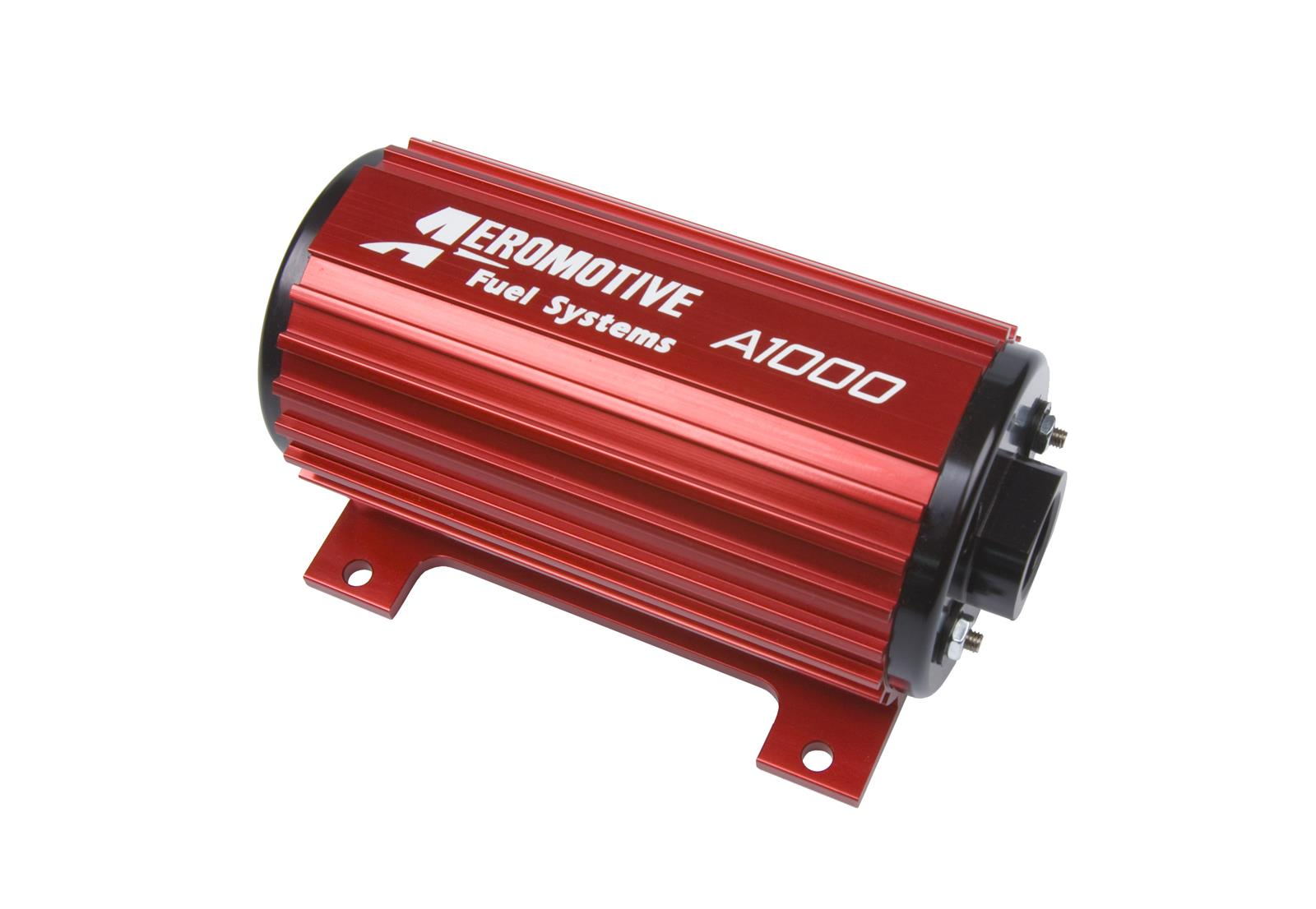 Aeromotive A1000 Fuel Pumps 11101 Free Shipping On Orders Over 99 Location Of Filter A 2012 Ford 650 At Summit Racing