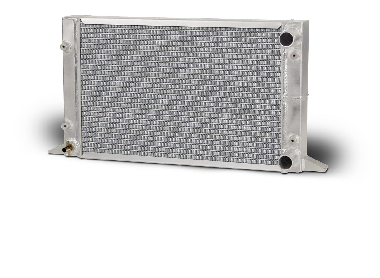 AFCO Racing Scirocco-Style Drag Racing Radiators 80107N - Free Shipping on  Orders Over $49 at Summit Racing