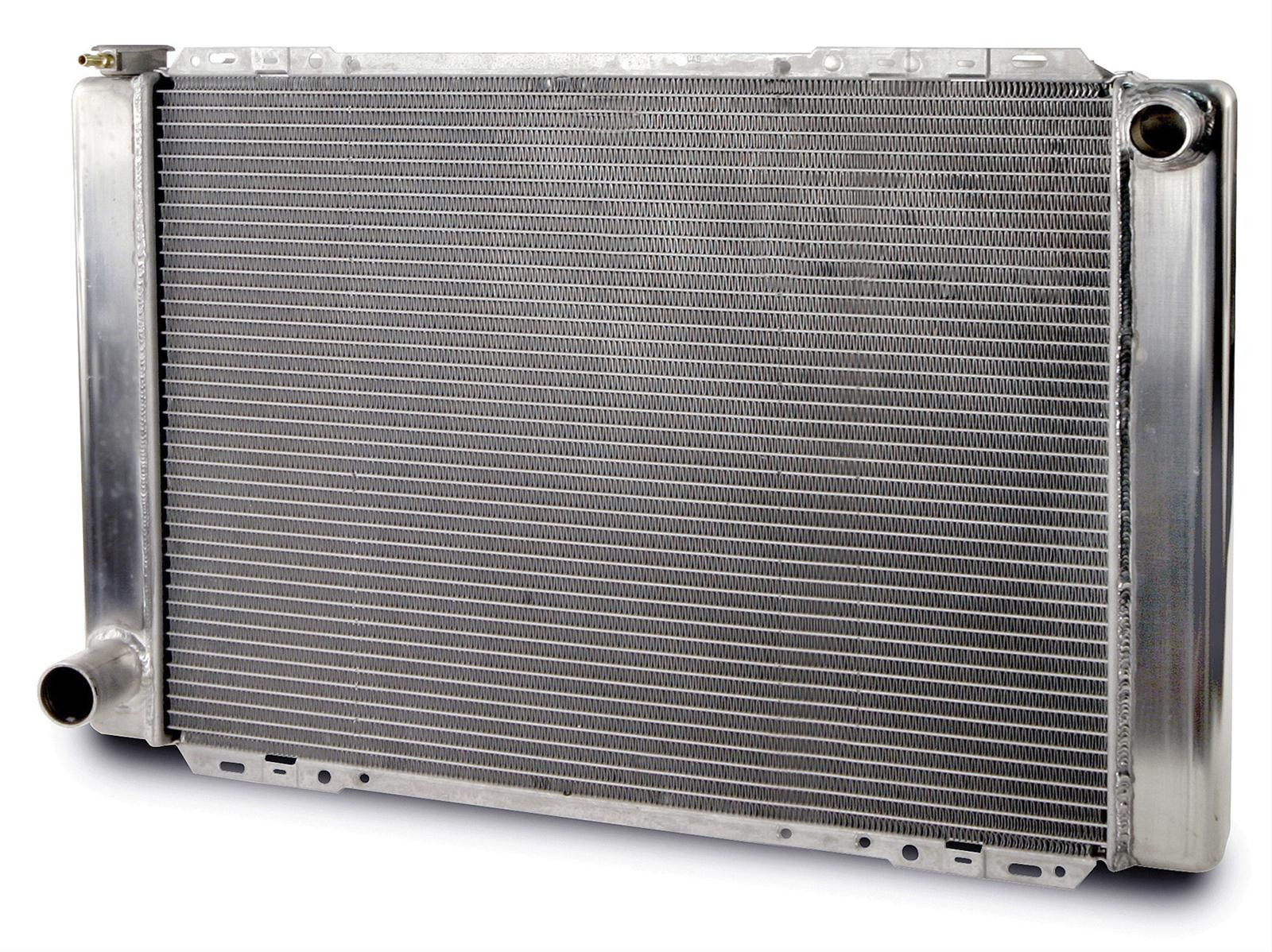 AFCO Racing Bolt-In Direct Fit Aluminum Radiators 80109FN - Free Shipping  on Orders Over $49 at Summit Racing