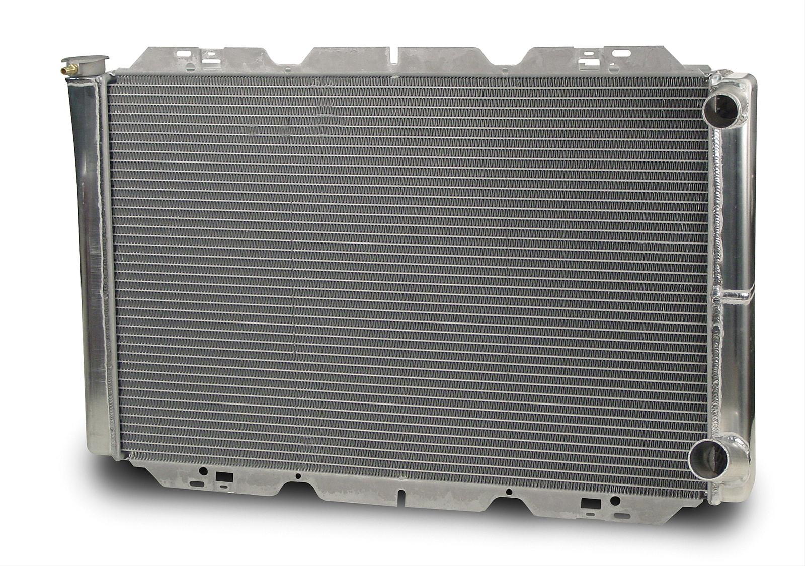 AFCO Racing Universal Performance Line Radiators 80126N - Free Shipping on  Orders Over $49 at Summit Racing