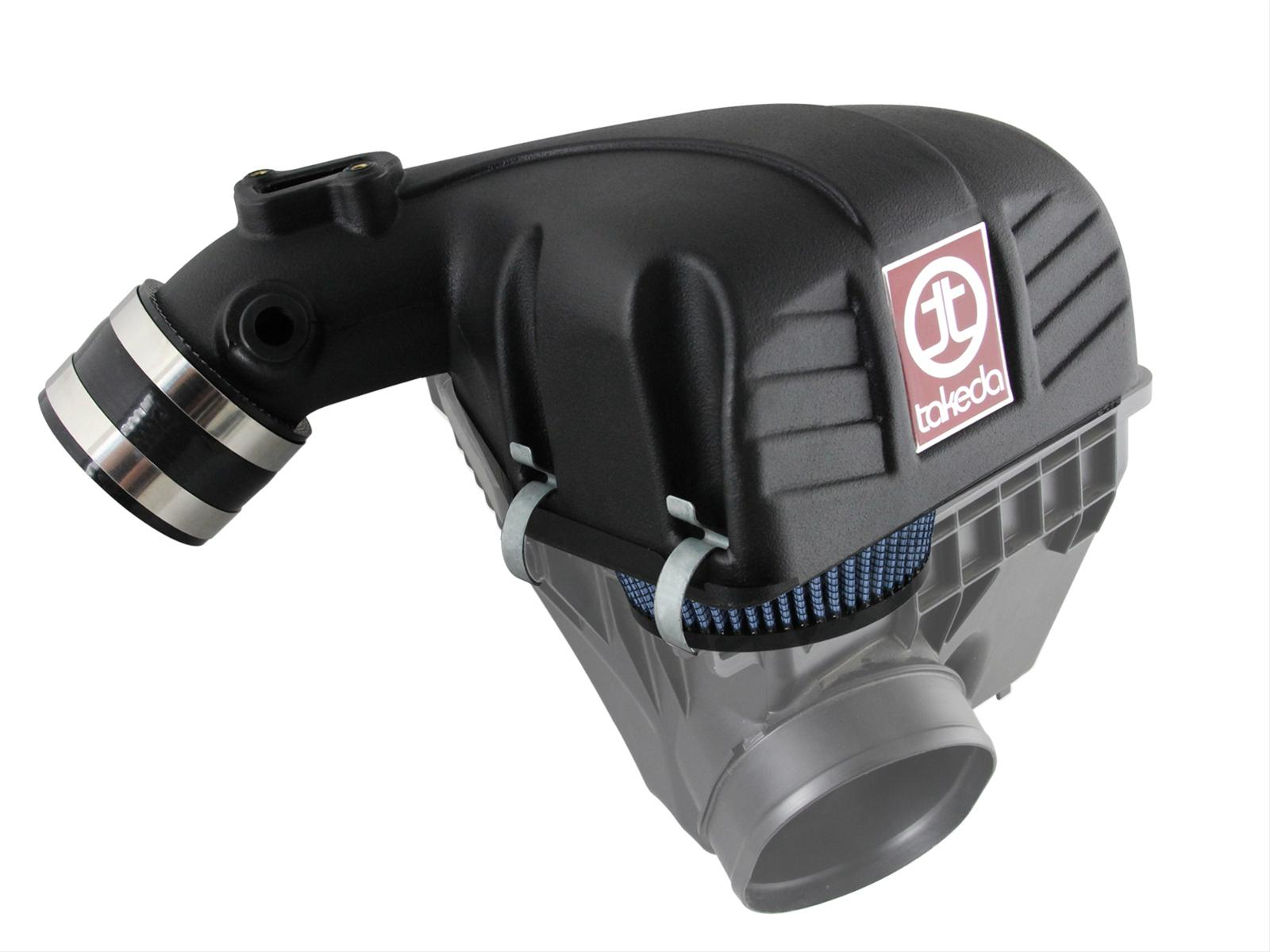 AFE Filters TR-1019B Takeda Stage-2 Pro 5R Air Intake System Fits Accord TLX