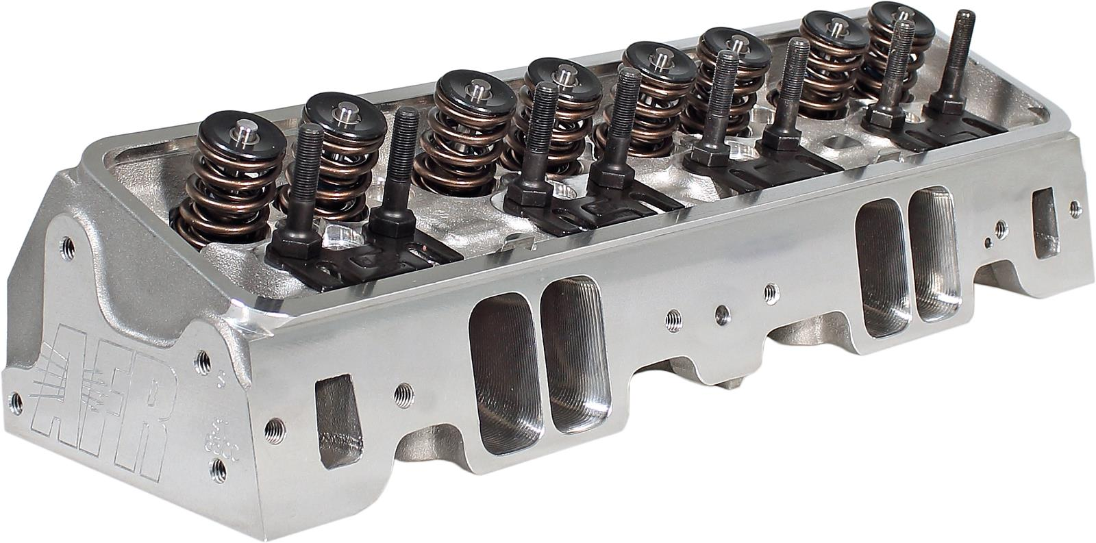 AFR 195cc SBC Eliminator Street Heads 1041 - Free Shipping on Orders Over  $99 at Summit Racing