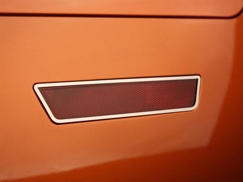 Putco 403403 Chrome Trim Side Marker Lamp Cover