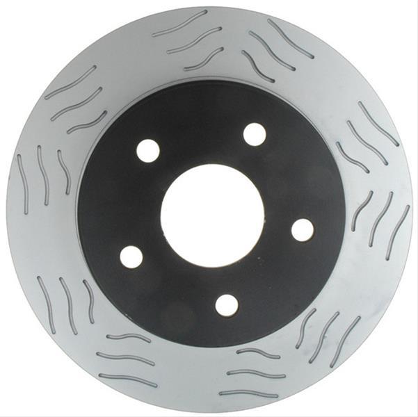 Raybestos 66844PER Advanced Technology Disc Brake Rotor Performance