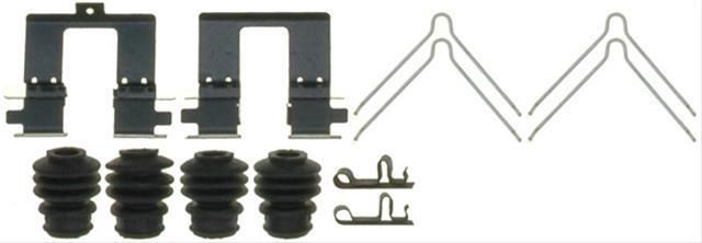 Disc Brake Hardware Kit Front Centric 117.40049