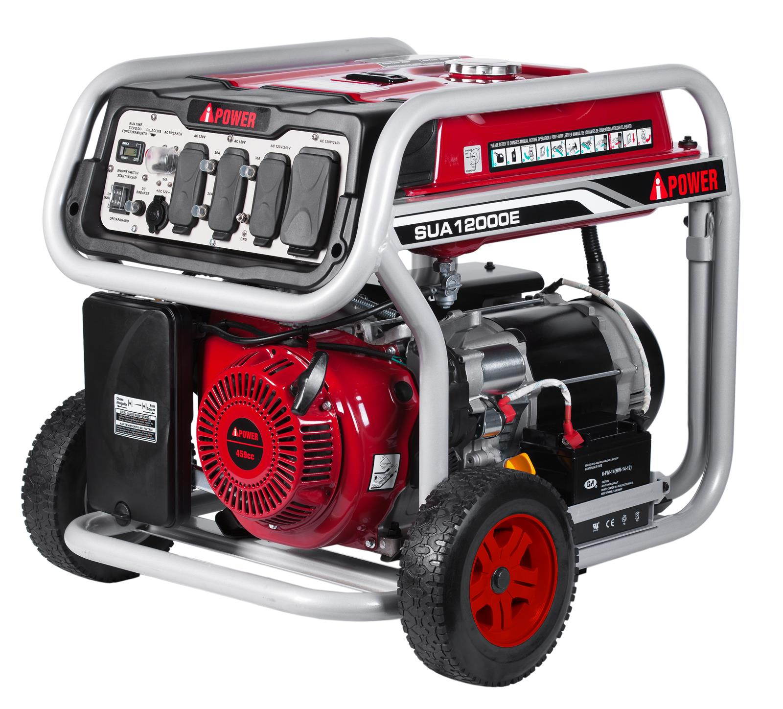 A iPower Portable Generators SUA E Free Shipping on Orders