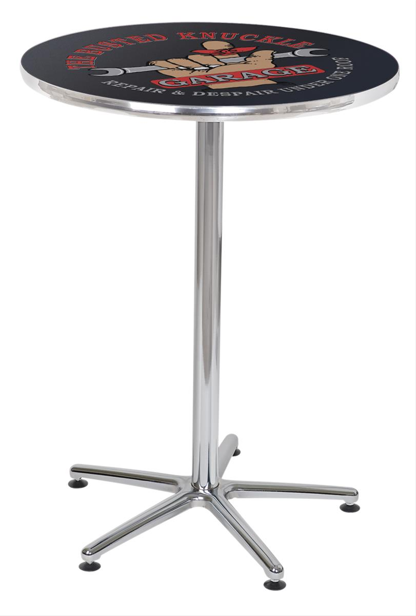 Busted knuckle garage pub tables bkg 72300 free shipping for 99 pub table