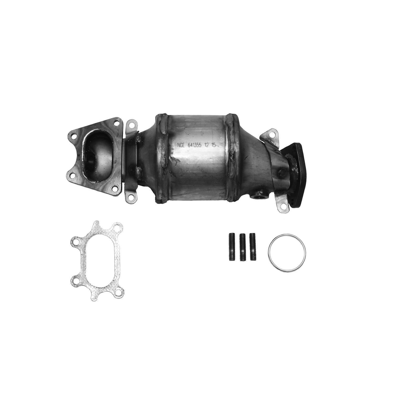 Catalytic Converter AP Exhaust 641356