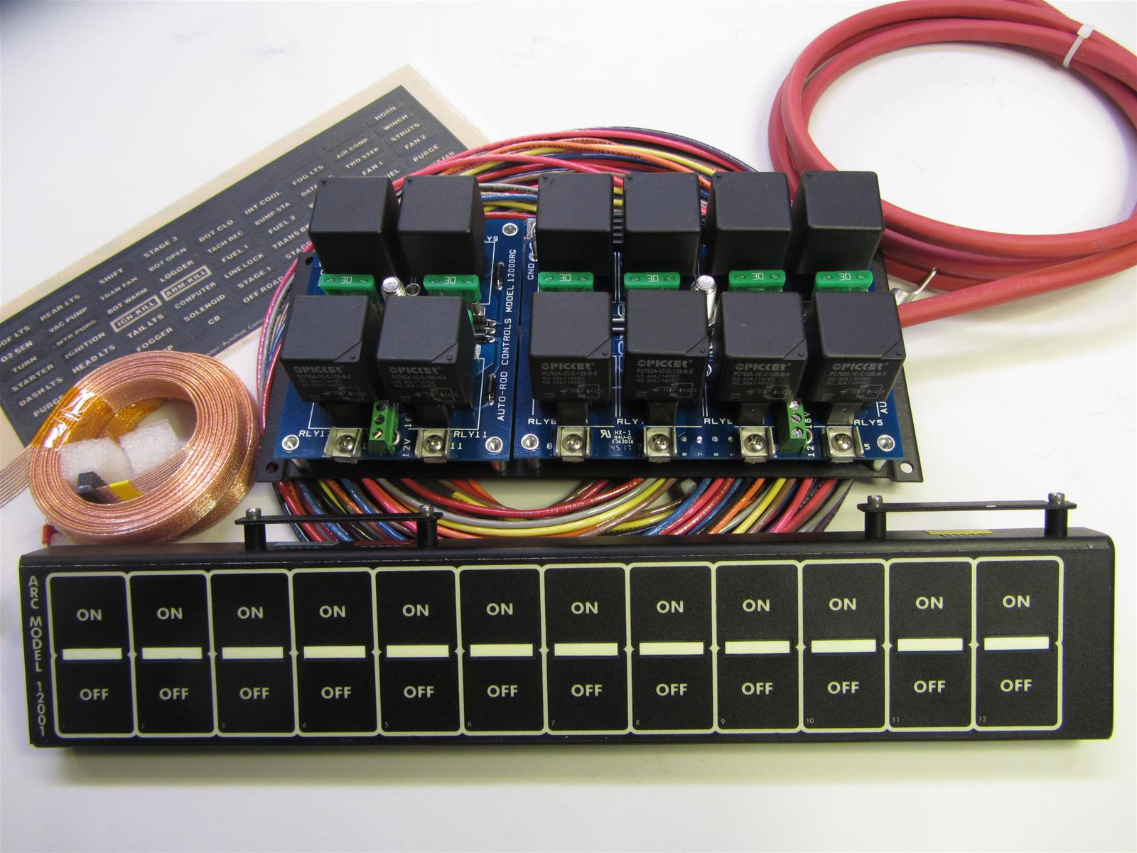 ARC-Auto Rod Controls 12001R