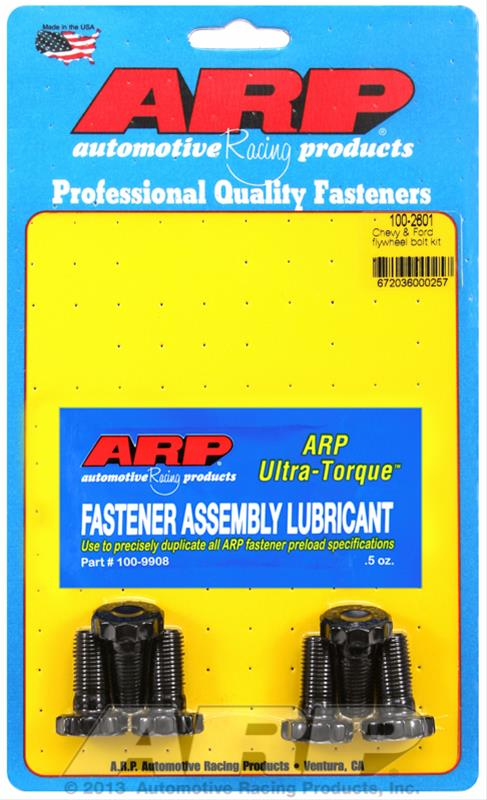 ARP High Performance Series Flywheel Bolts 100-2801