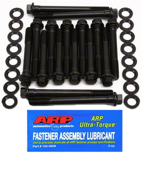 ARP Cylinder Head Bolts High Performance Hex Head Buick 3.8L Stage I Kit