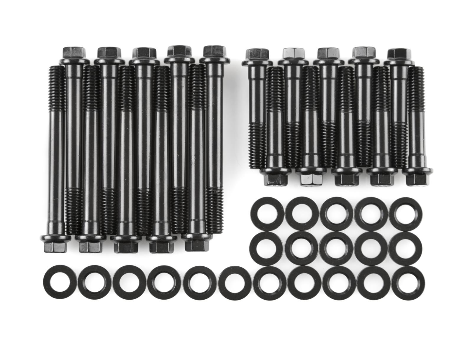 """ARP 154-3605 Cylinder Head Bolts Ford 289//302 w// 7//16/"""" Bolts /& 351W Style Heads"""