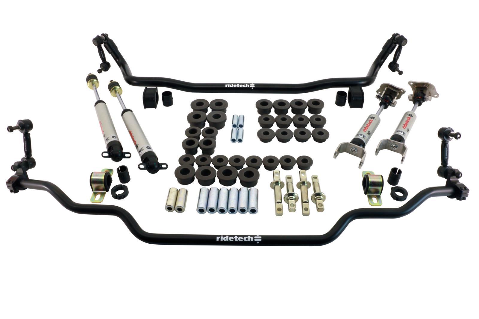 RideTech Corvette Touring Suspension Systems 11510102