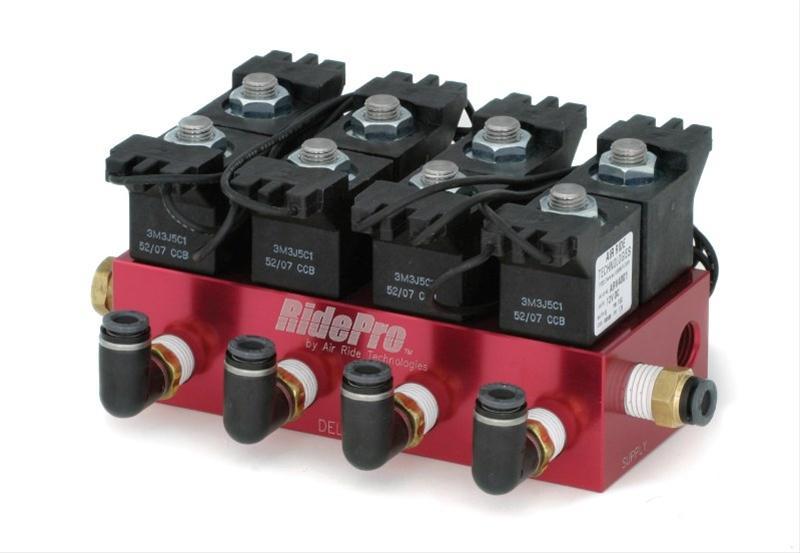 Ridetech ridepro air valve assemblies free