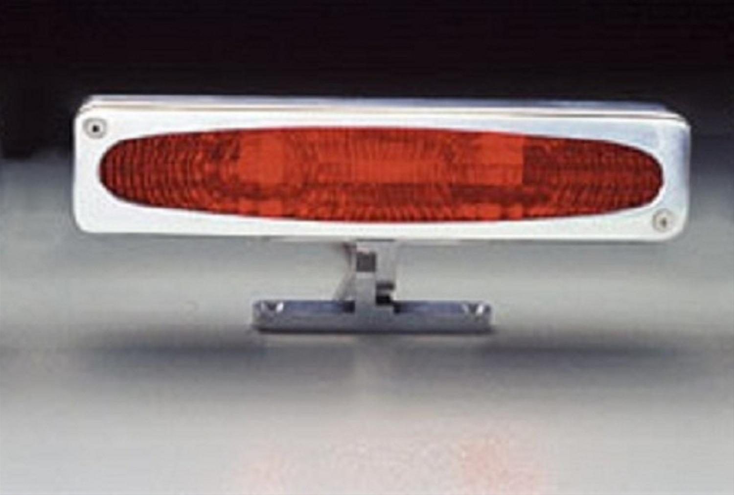 Billet Specialties 62220 Polished Oval 3rd Brake Light