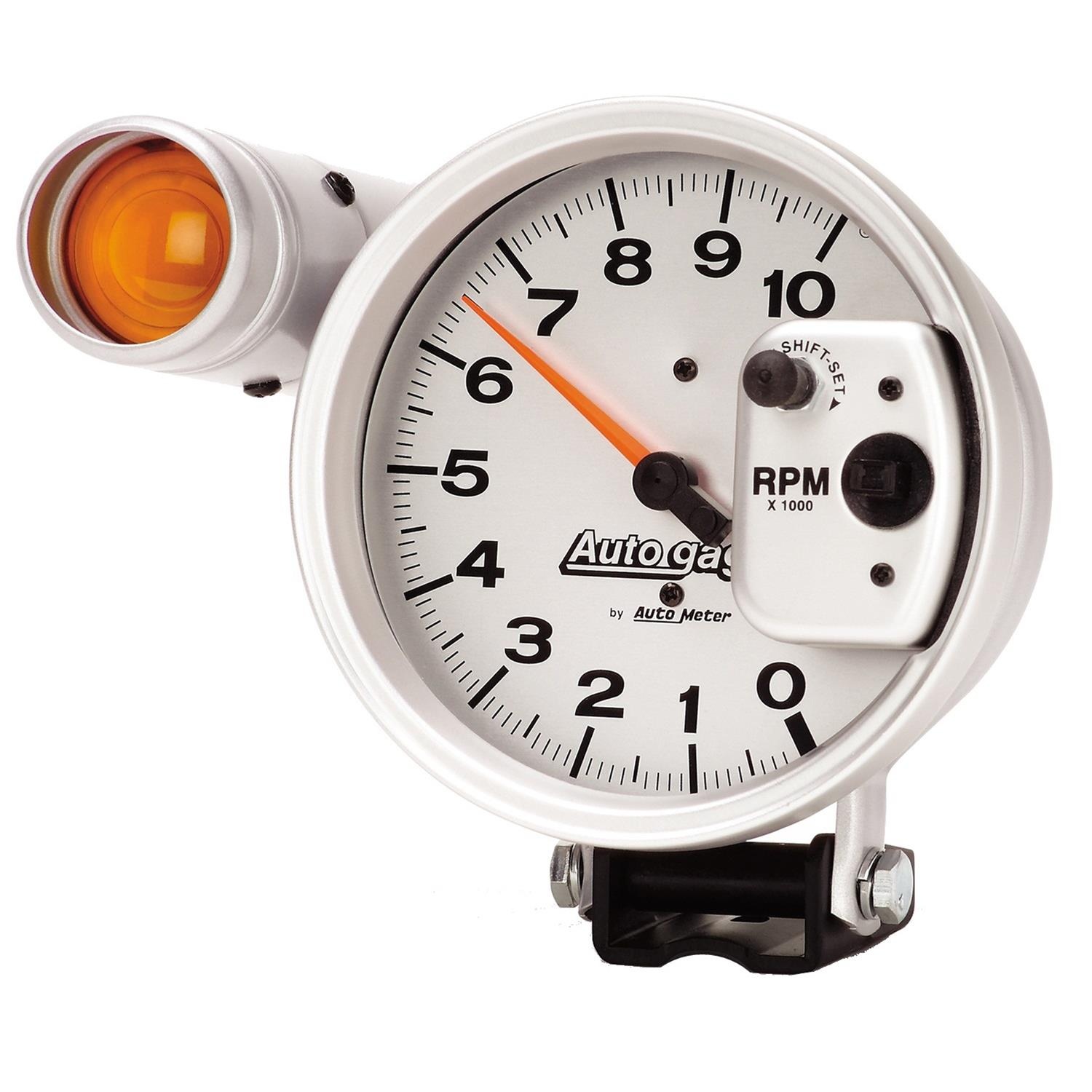 auto gage monster shift lite tachometer 0 10,000 5\