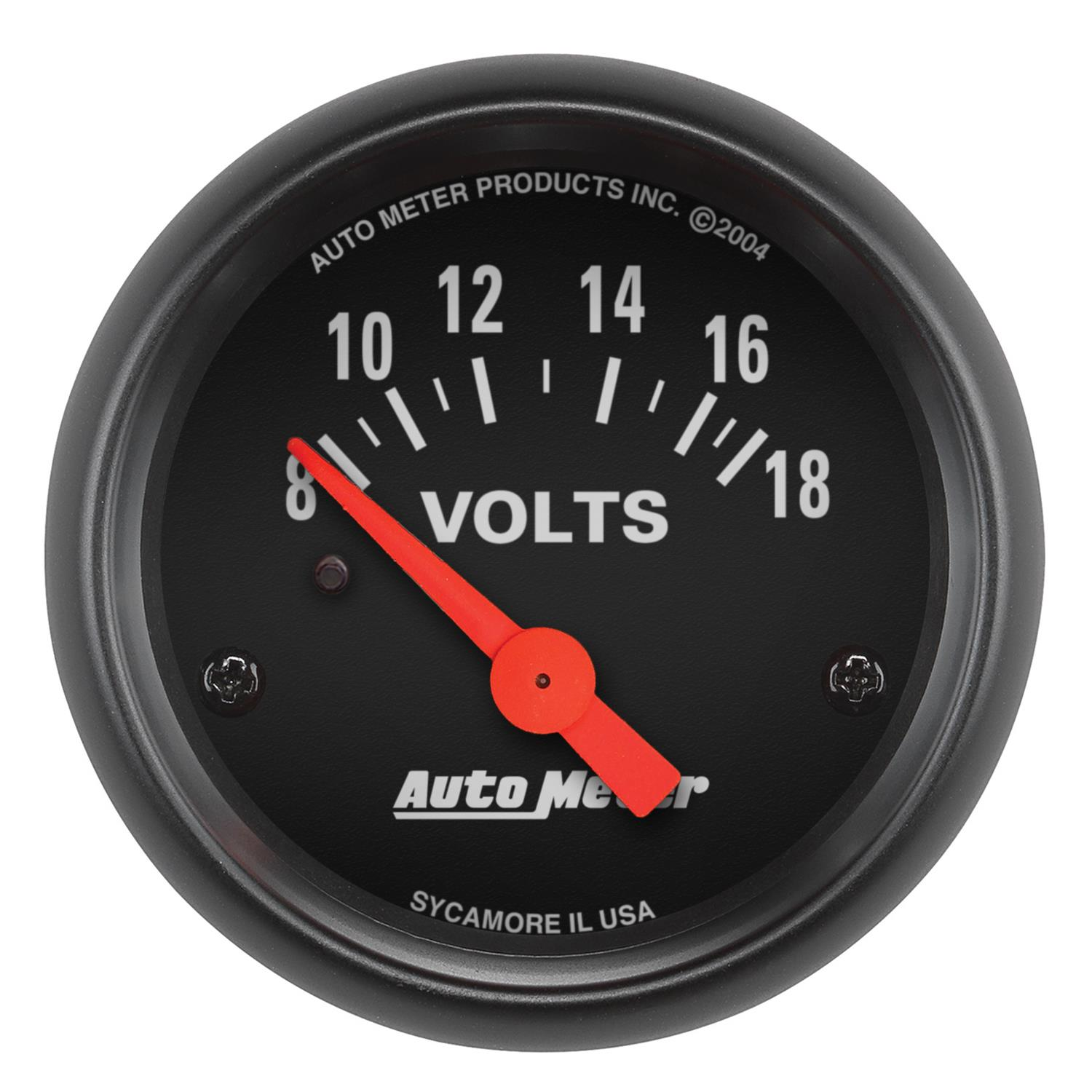 AutoMeter Z-Series Analog Gauges 2645 - Free Shipping on Orders Over $99 at  Summit Racing