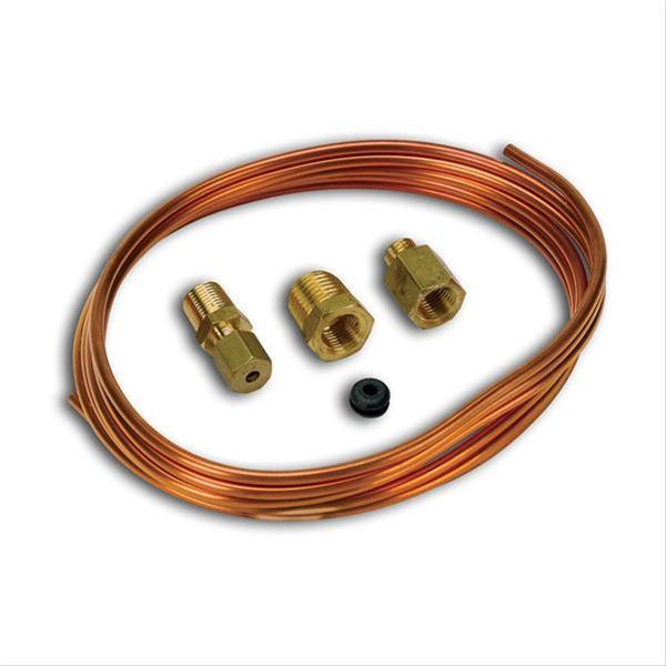 Autometer gauge tubing copper quot diameter ft