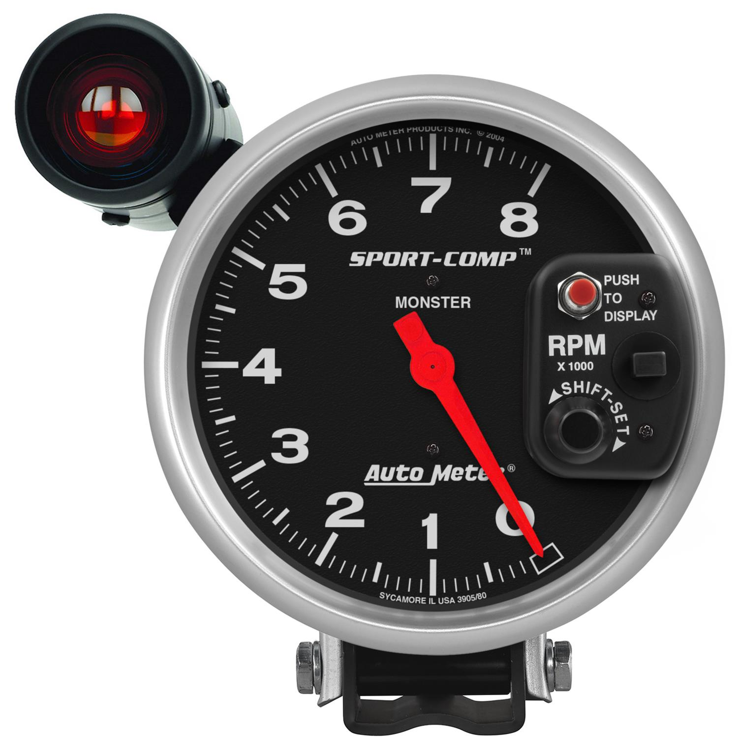 AutoMeter Sport-Comp Monster Shift-Lite Tachometers 3905