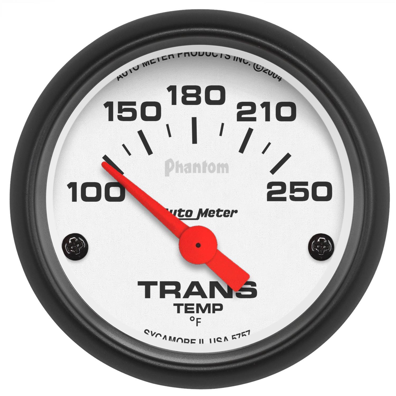 AutoMeter Phantom og Gauges 5757 on