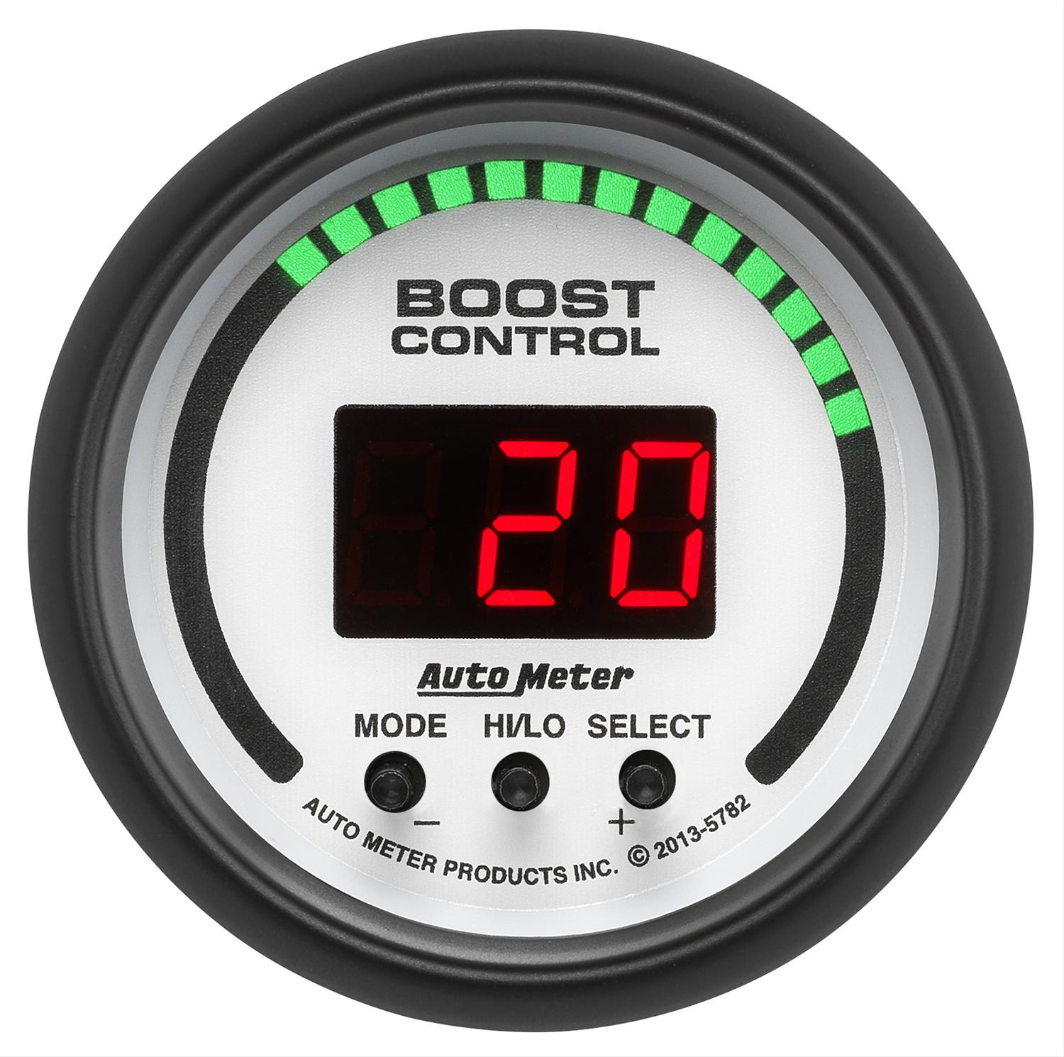 Summit Digital Meters : Autometer electronic boost controllers free