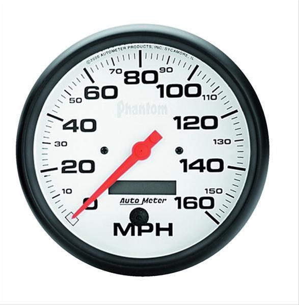 Phantom Electric Supercharger Amazon: AutoMeter Phantom Series Speedometers 5889