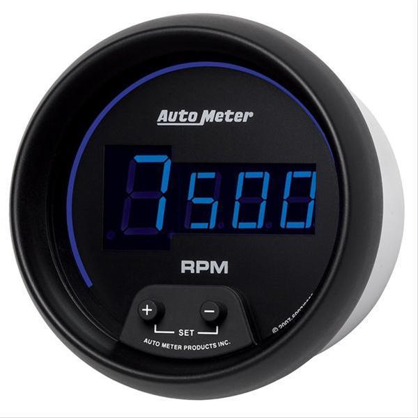 Summit Digital Meters : Autometer cobalt tachometers free shipping on