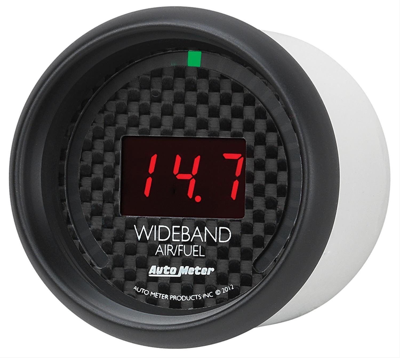 Summit Digital Meters : Auto meter gt series digital gauge ebay