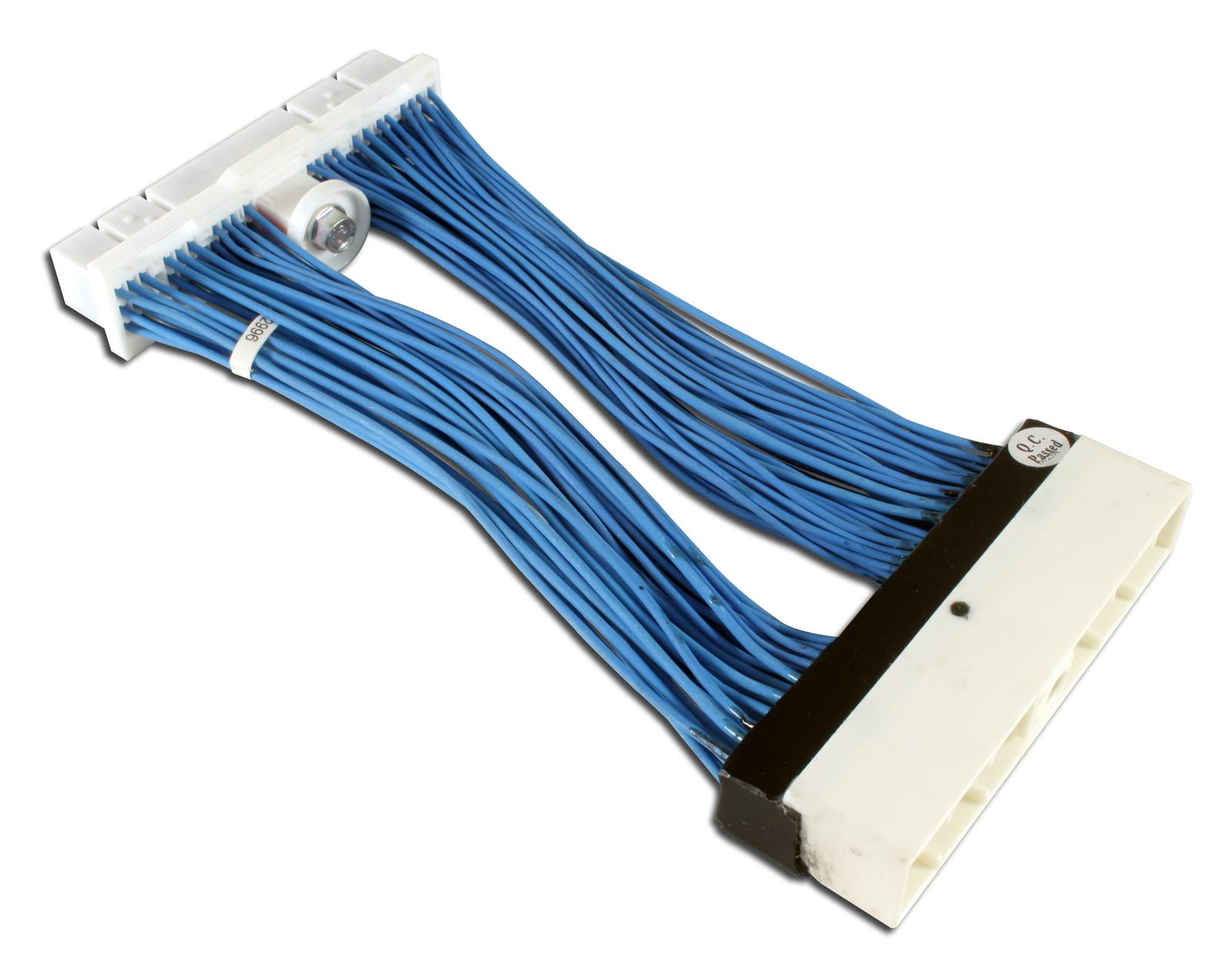Aem Electronics Ecu Patch Extension Harnesses 30 2996 Free Wiring Harness Construction Shipping On Orders Over 99 At Summit Racing