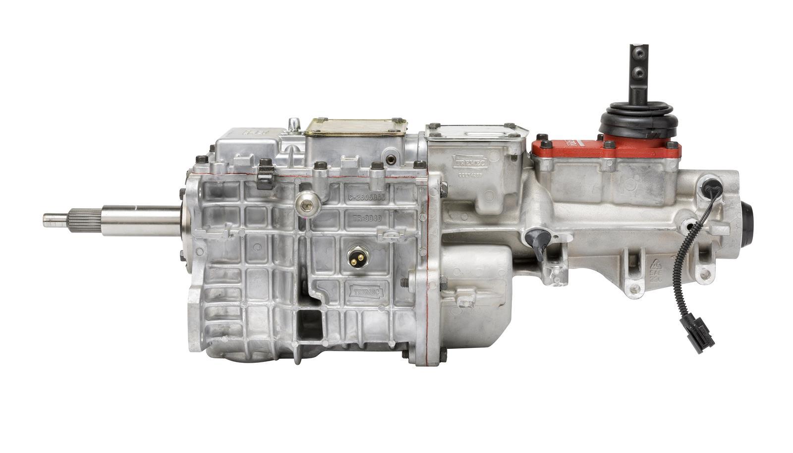 American Powertrain Tremec TKO 600 Manual Transmissions TCET-5009