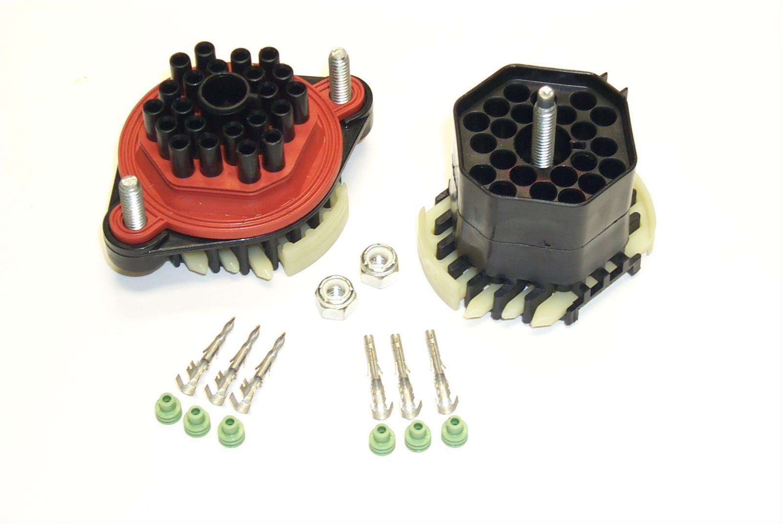 bulkhead wire connectors