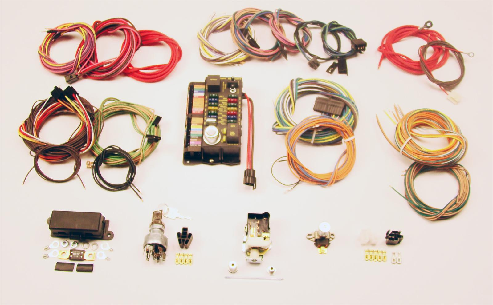 AWW 500695_xl american autowire highway 22 wiring harness kits 500695 free highway 22 wiring diagram at eliteediting.co