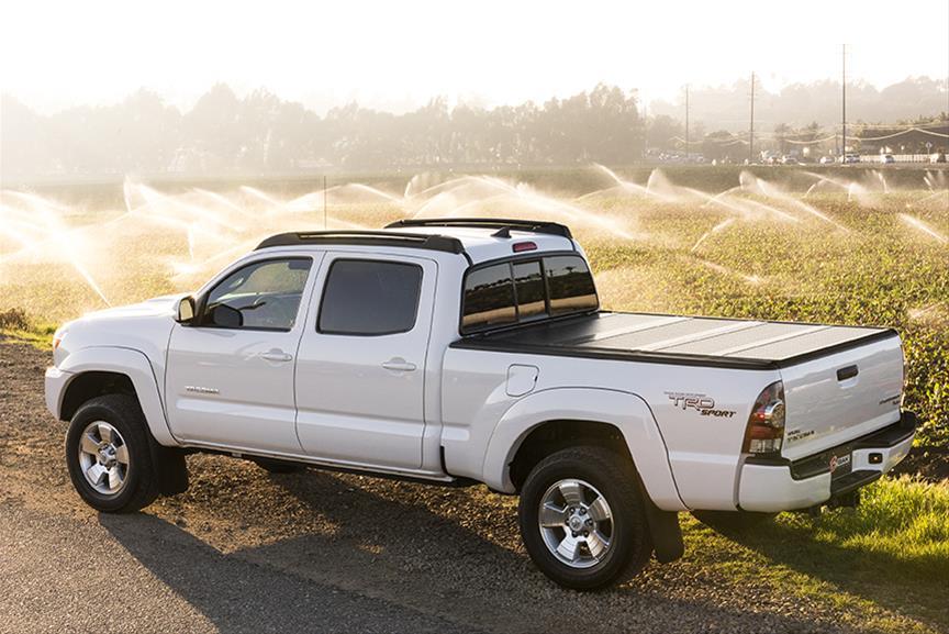 Toyota Tacoma Bakflip G2 Tonneau Covers By Bak 226426