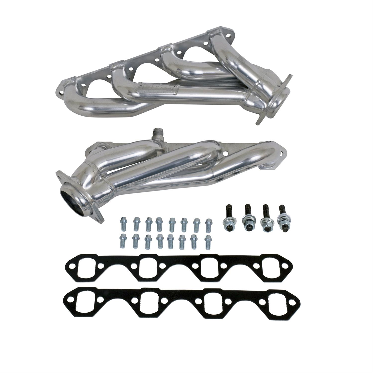 BBK Performance 1525 Shorty Unequal Length Exhaust Header Kit Fits 94-95 Mustang