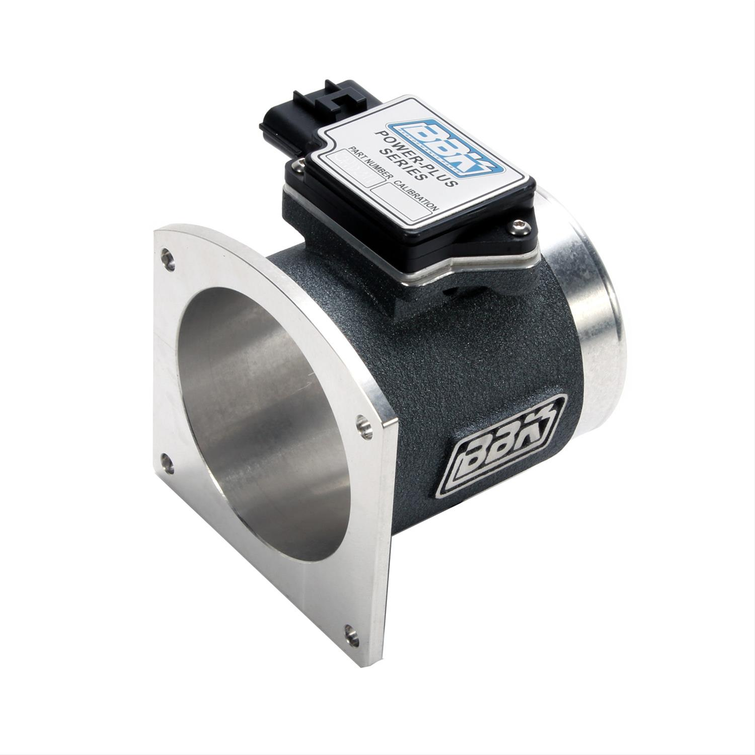 BBK 8007 76mm 19 lbs Cold Air Calibration Mass Air Meter for Ford Mustang GT//S 5.0L