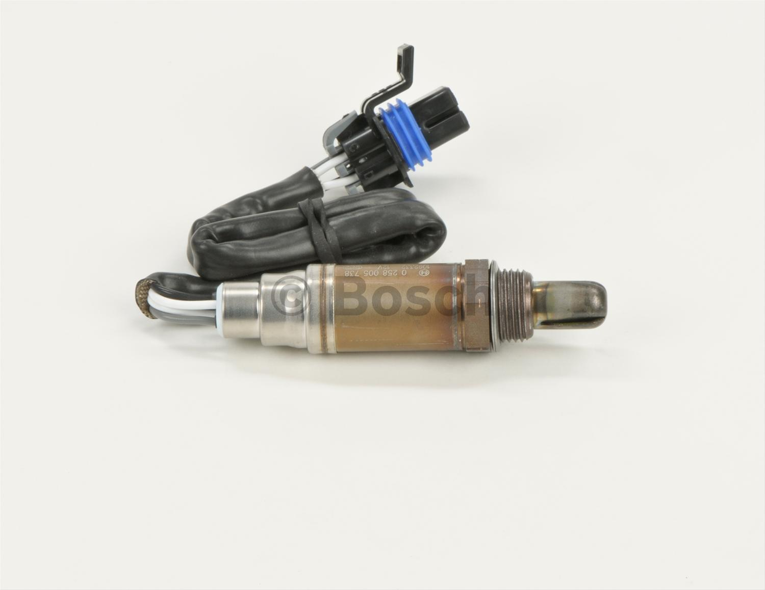 Bosch Premium Original Equipment Type Oxygen Sensors 13444 Free 1999 Katana Wiring Diagram Shipping On Orders Over 49 At Summit Racing