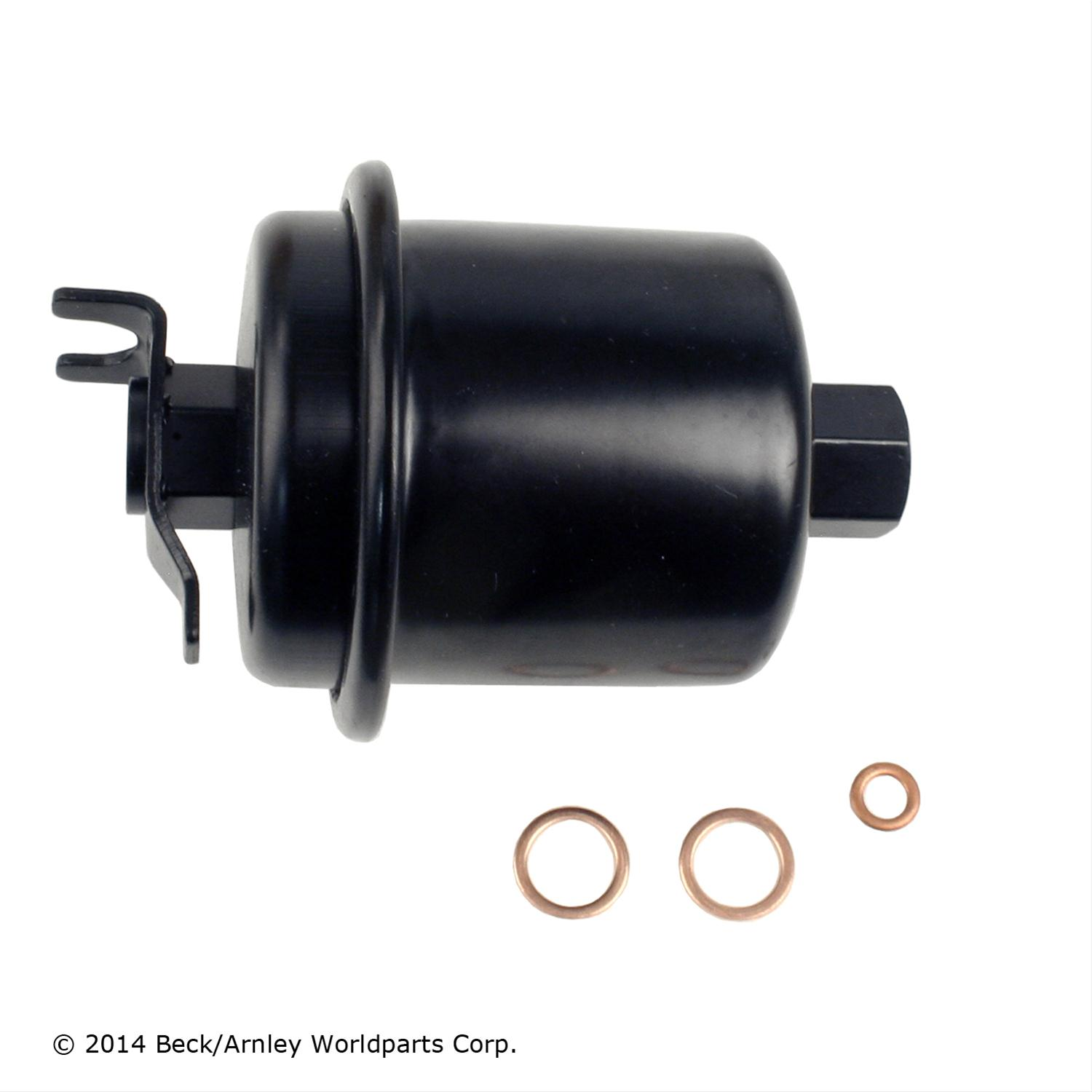 Beck/Arnley Fuel Filter OEM Replacement for use on Honda« Acura« Each